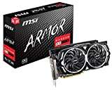 MSI Gaming Radeon RX 590 256 Bits DP/HDMI/DVI 8 Go GDRR5 HDCP Support DirectX 12 Dual Fan 2 Way Crossfire VR Ready Carte...