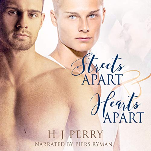 Streets Apart: Hearts Apart audiobook cover art