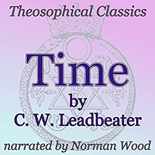 Time: Theosophical Classics cover art