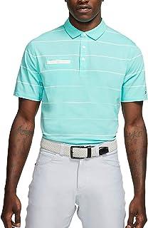 Men's Stripe Player Golf Polo