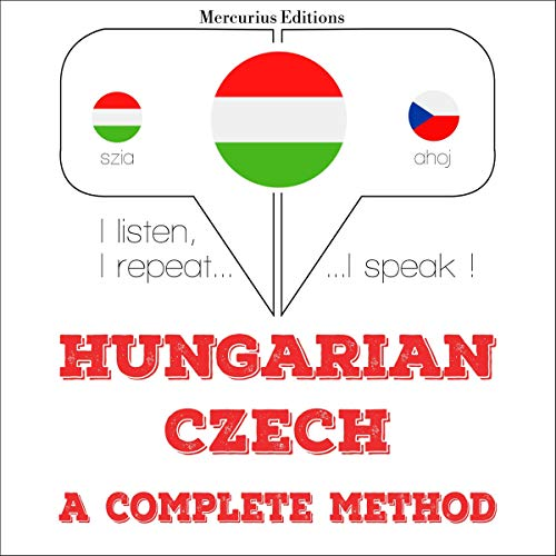 Hungarian – Czech. A complete method cover art