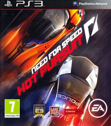 Need for Speed Hot Pursuit [Importación italiana]