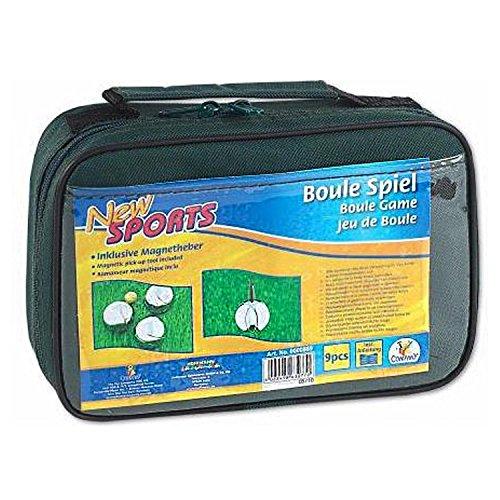 New Sports Boule-Spiel mit Magnetheber