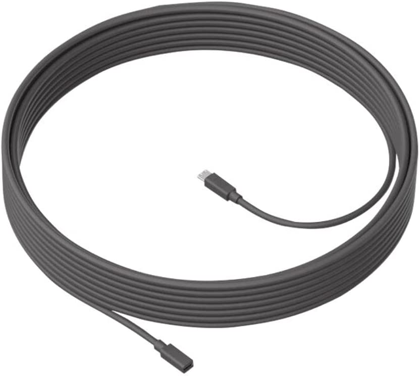 Logitech 10m Extend Cable For Meetup Mic