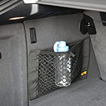9 MOON Car Boot Cargo Net Magic Sticker Luggage Mesh Oganizer Bag for Acura ILX RDX MDX RL TL TSX ZDX MDX