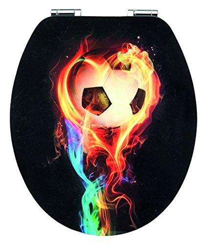Cornat Art of Acryl WC-Sitz Fireball, KSDSC318