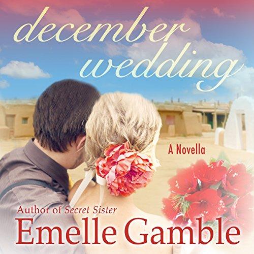December Wedding audiobook cover art