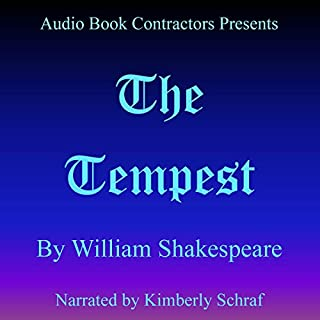Couverture de The Tempest