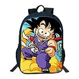 Mochila Dragon Ball Escolar, Mochila Dragon Ball Niños Primaria Mochilas y Bolsas Escolares Niña y...