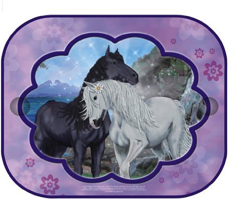 Kaufmann BSSAA010 Bella Sara - Parasol infantil, diseño de caballos