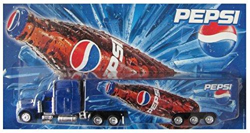 Pepsi Cola Nr.50 - Kristall & Flasche - Peterbilt - US Sattelzug