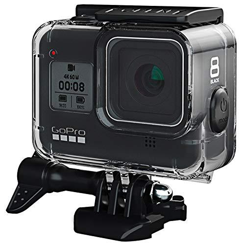 Lens Cover Nechkitter 6Pcs Screen Protector Kits for GoPro Hero 7 Black Hero 6 Hero 5 Upgraded Tempered Glass Screen Protector Film Lens Film