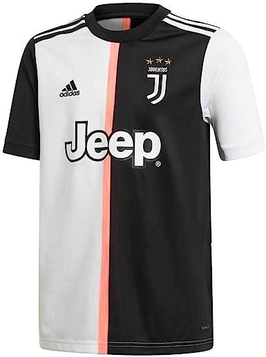 adidas Kid's Juventus Home Jersey 2019-20