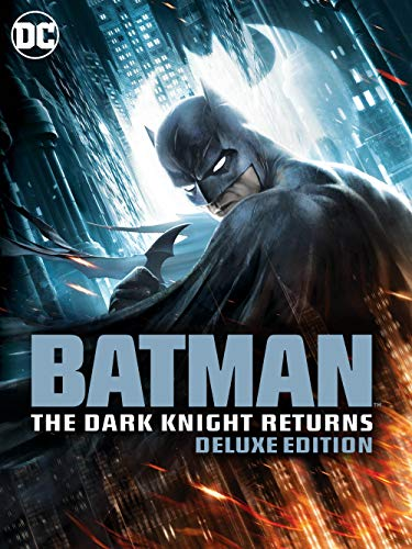 Batman: The Dark Knight Returns (Deluxe Edition) [dt./OV]