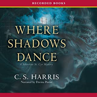 Where Shadows Dance audiobook cover art