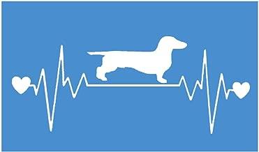 EZ-STIK Dachshund Heartbeat lifelineI201 8