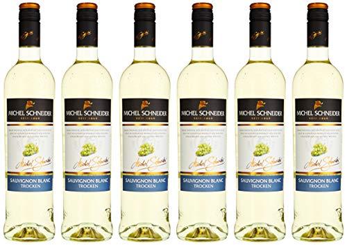Michel Schneider Sauvignon Blanc trocken (6 x 0.75 l)