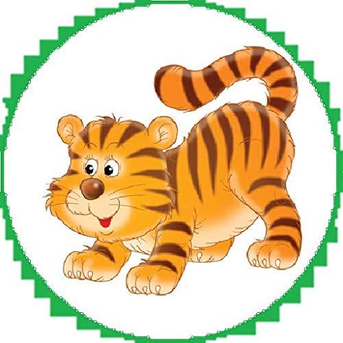Tigres em gaiola