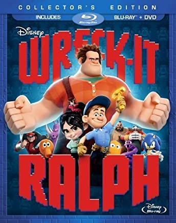 Wreck-It Ralph (Two-Disc Blu-ray/DVD Combo) by Walt Disney Home Entertainment