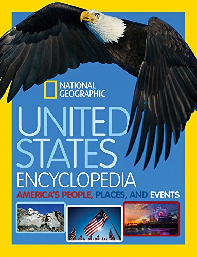 Compare Textbook Prices for United States Encyclopedia: America's People, Places, and Events Illustrated Edition ISBN 9781426320927 by National Geographic Kids