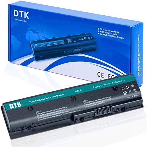DTK® 671731-001 MO06 HSTNN-LB3N HSTNN-YB3N Batería del Ordenador Portátil para HP Pavilion DM6 DV4-5000 DV6-7000 DV7-7000 M6 M7 Envy DV4-5200 DV6-7200 M6-1100 Series [10.8V 4400MAH]