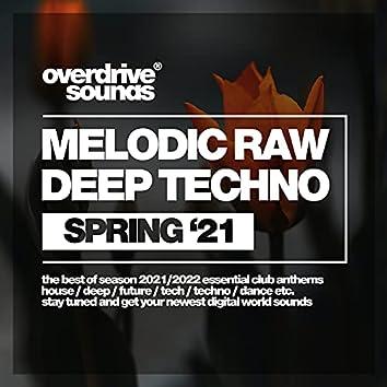 Melodic Raw Deep Techno (Spring '21)
