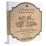 SMARTBOX - coffret cadeau couple - Passion œnologie - idée cadeau originale - 1 atelier œnologie pour 1 ou 2 personnes