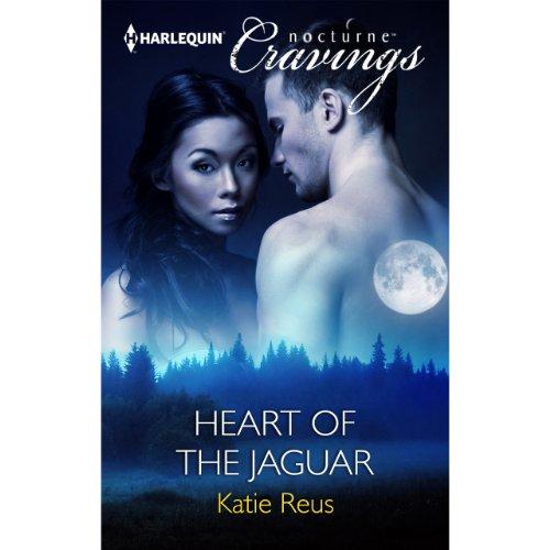 Heart of the Jaguar audiobook cover art
