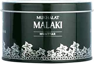 Malaki Muattar (24g)   Long Lasting Oud Wood Incense Chips with Sultry Turkish Rose, Spanish Saffron, Agarwood, Amber, Sandalwood   Use with Charcoal/Electric Bukhoor Burners (Mabkhara)   Frankincense