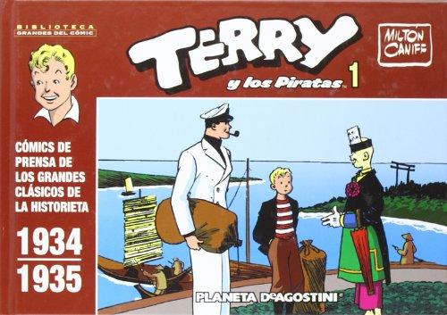 Biblioteca Grandes del Comic Terry y los piratas nº 01/16