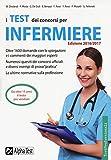 I test dei concorsi per infermiere (Copertina flessibile)