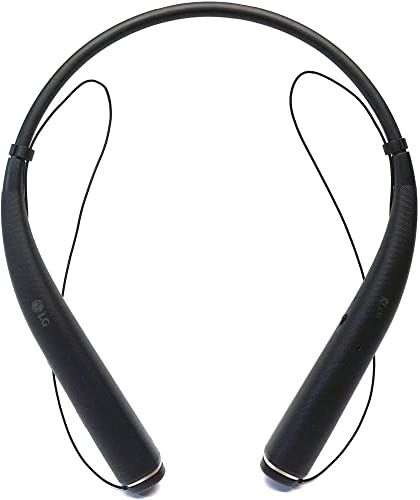 new arrival LG Tone Pro HBS-780 Black Bluetooth Wireless Stereo Headset with lowest Phone Griper Stand discount (Retail Packing) online sale