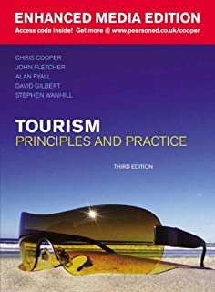 Online Course Pack:Cooper:Tourism, Enhanced Media Edition:Principles and Practice/Onekey WebCT Access Card:Cooper, Tourism 3e