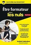 Être formateur pour les Nuls Business - Format Kindle - 9782412047552 - 8,99 €