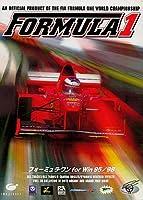 FORMULA 1 英語版日本語マニュアル付
