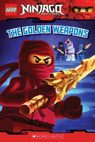 The Golden Weapons (LEGO Ninjago: Reader) (LEGO Ninjago Reader Book 3) (English Edition)