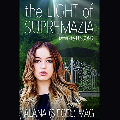 The Light of Supremazia audiobook cover art