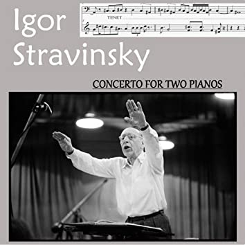 Stravinsky :  Concerto pour deux pianos