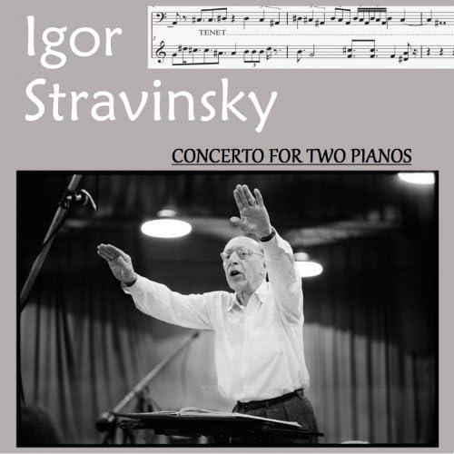Igor Stravinsky & Soulima Stravinsky