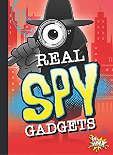 Real Spy Gadgets