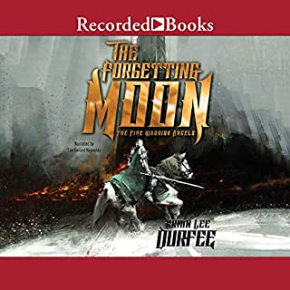 The Forgetting Moon audiobook cover art
