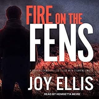 Page de couverture de Fire on the Fens
