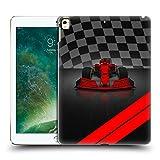 Head Case Designs Officiel Formula 1 F1 Rouge à Carreaux Voitures Coque Dure pour l'arrière...