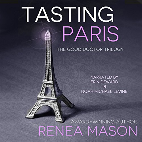 Tasting Paris audiobook cover art