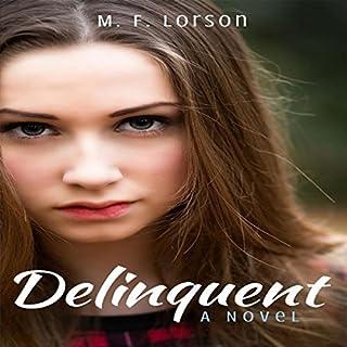 Delinquent audiobook cover art