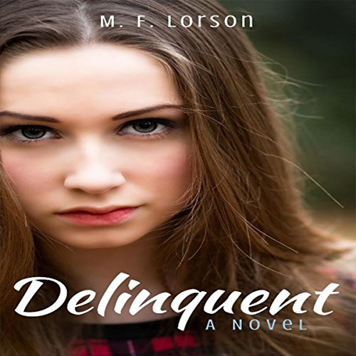 Delinquent audiobook cover art