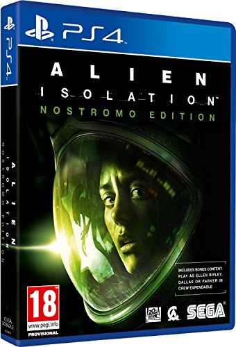 Alien Isolation Nostromo Edition (PS4) (UK IMPORT)