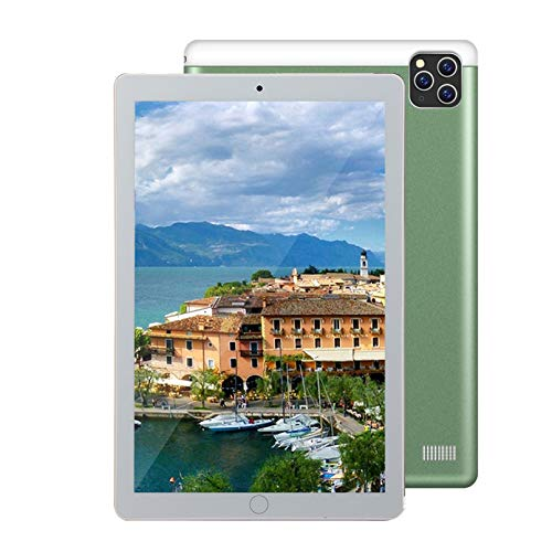 LINGXIU Tablet PC, Pantalla Grande De 10.1 Pulgadas, Soporte De Acceso A Internet, Soporte Máximo De Expansión 64G, Resolución De 800 * 1280, Memoria De 16GB