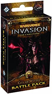 Warhammer Invasion: City of Winter Battle Pack
