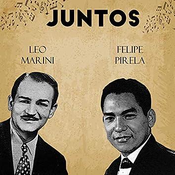 Juntos Leo Marini-Felipe Pirela
